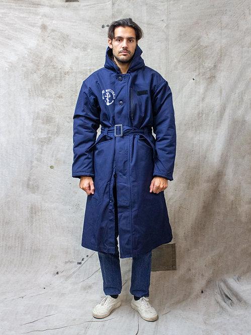 Deadstock 1980s Marine Nationale Deck Jacket / Coat