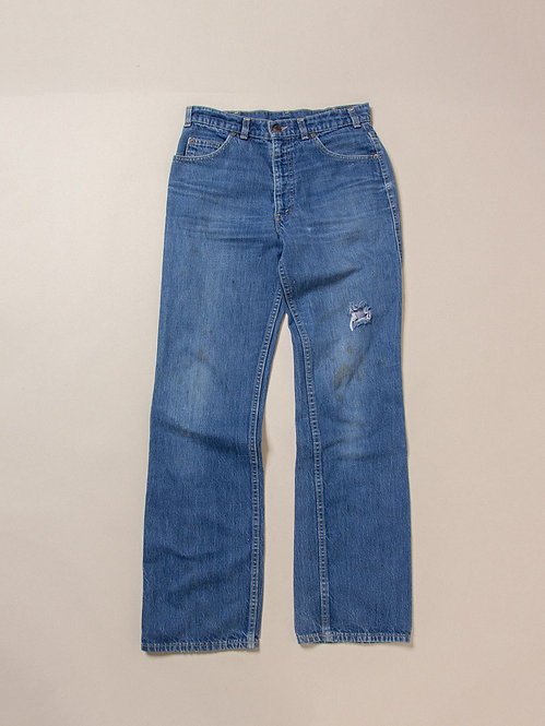 Vtg Made in USA 1970s Levis (31x33)