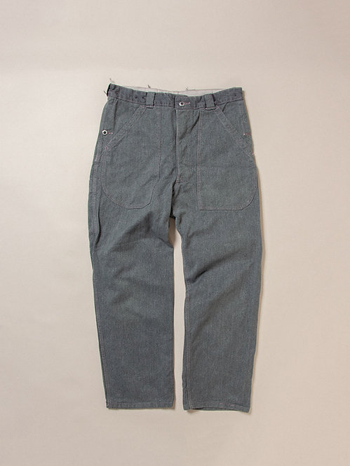 Vintage 1970s Swiss Army Denim Pants