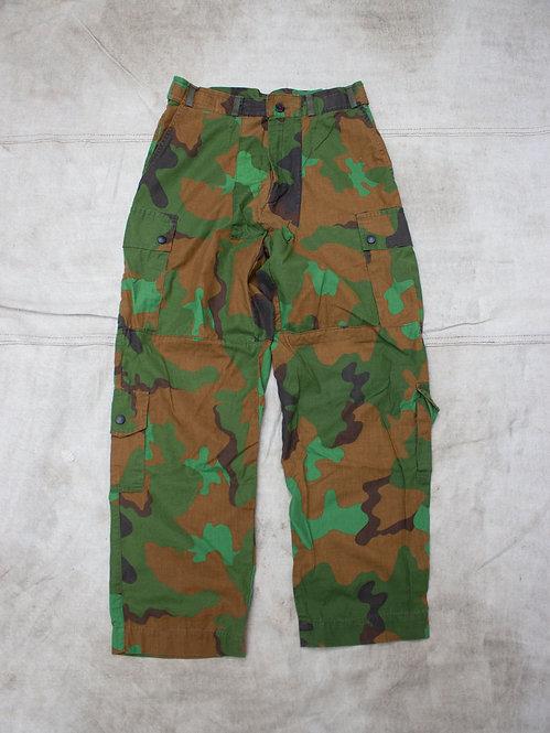 Vtg Dutch Army Tropical Trousers