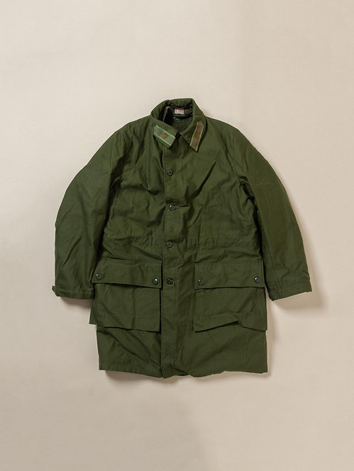 Vintage swedish army extreme cold weather parka