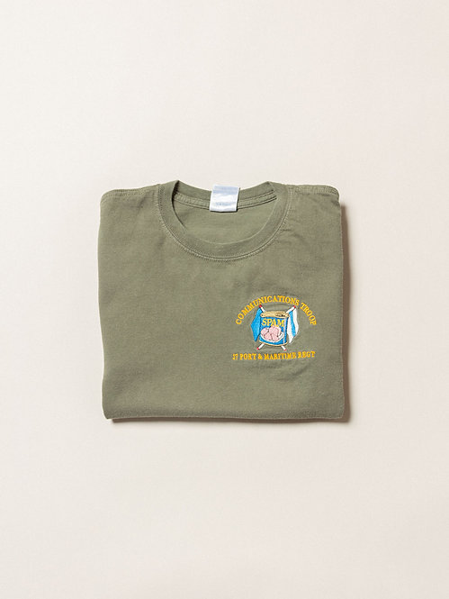 British Army Embroidered Sports Tee (S)