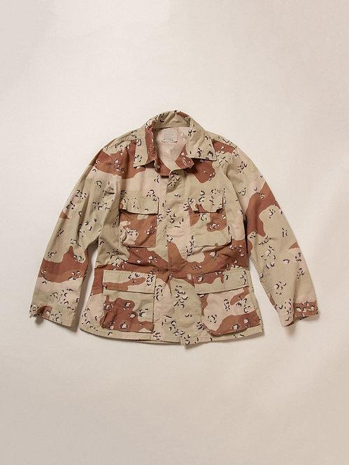 Vtg US Army 1st Pattern Desert Camo Jacket