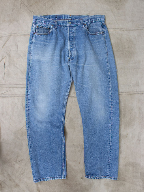 Vtg Levis 501 Made In USA (36x30)