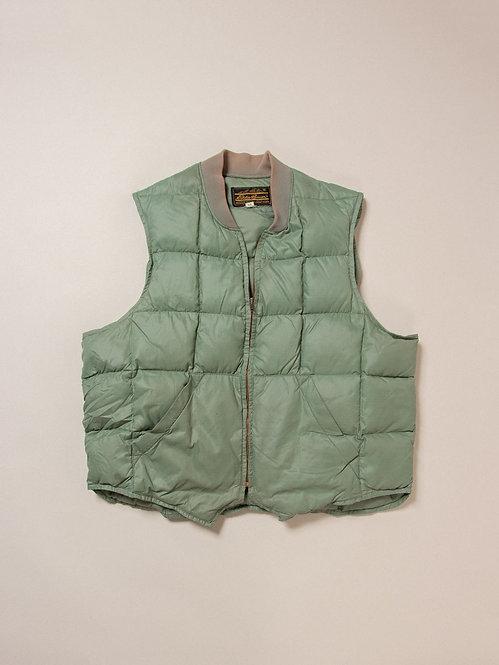 Vtg Eddie Bauer Down Vest (L/XL)