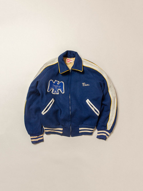 Vtg 70s Union Emblem Cocalico Jacket (36)