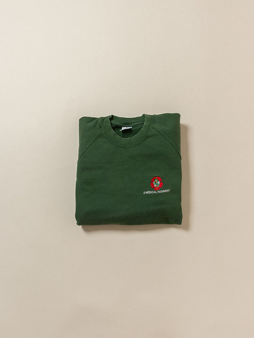 Vtg British Army Sweatshirt (L)