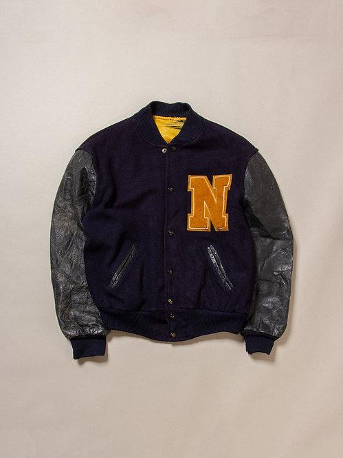 Vintage Varsity Jacket (L)