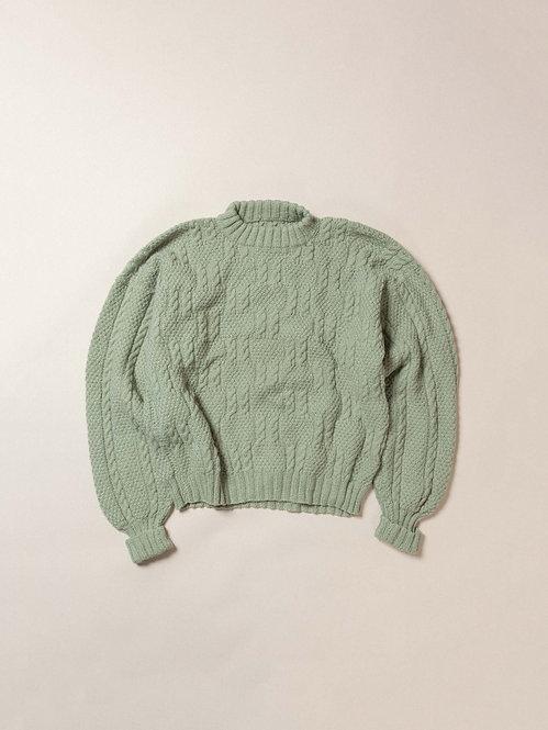 Vtg Pistage Wool Knit Sweater (M/L)