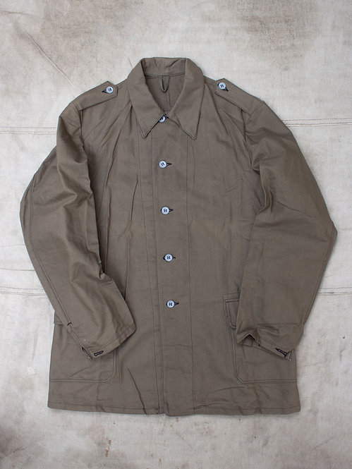 Deadstock 40's Swedish Army Chore Jacket (M)