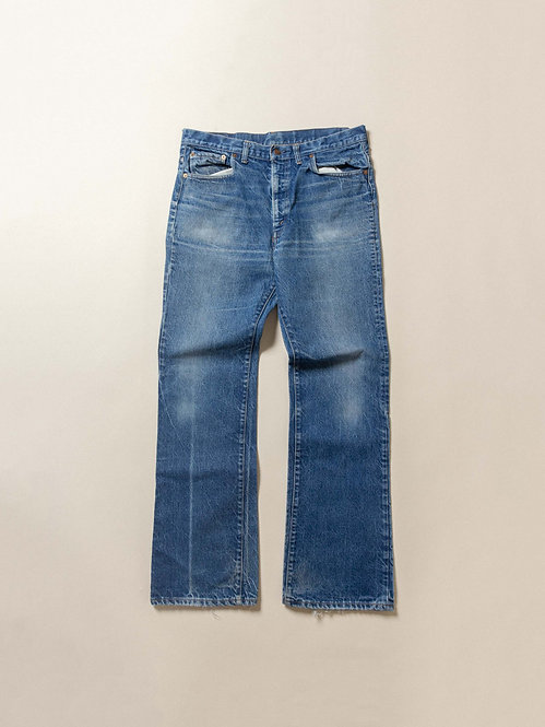 Vtg Levis 517 Made in USA (36x33)
