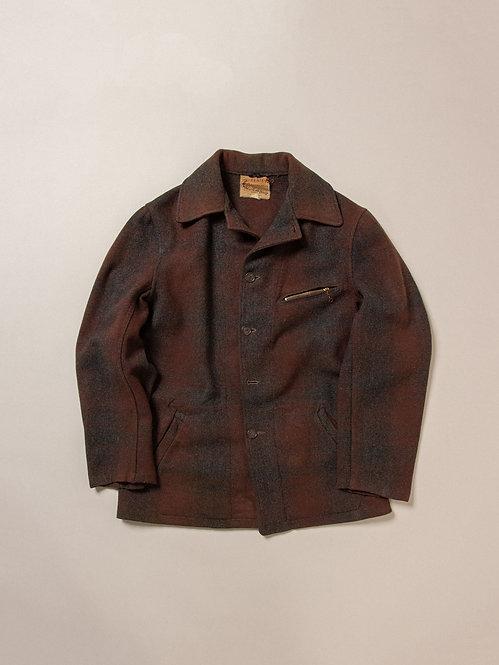 Vtg 1950s Bemidji Woolen Mills Jacket (40)