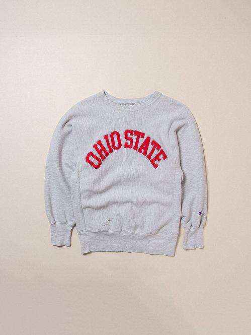 Vintage Champion Reverse Weave Ohio State Sweater (M)