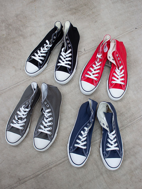NOS Early 2000s Converse All Star High Tops (8 colors)