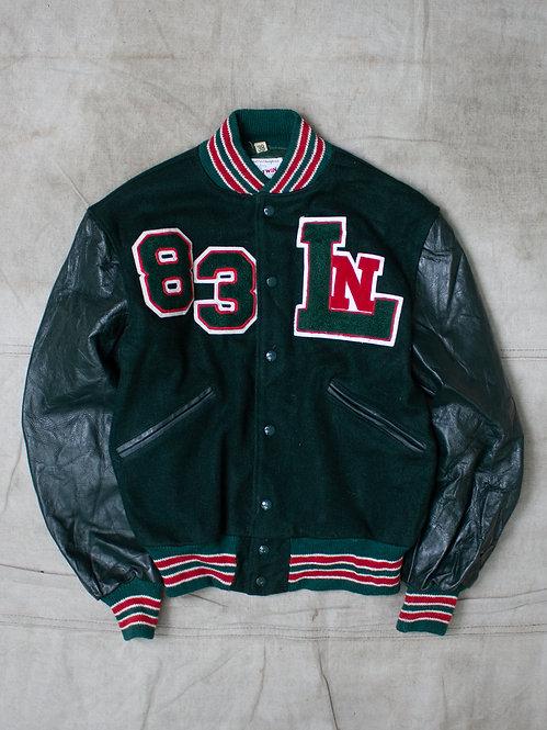 Vintage Butwin Letterman Jacket (S)