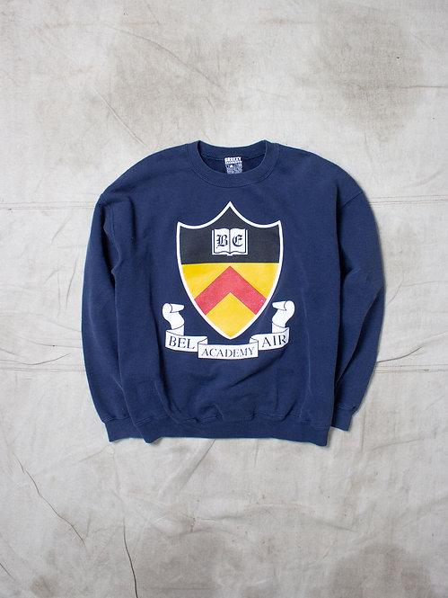 Vintage Bel Air Academy Sweatshirt (L)