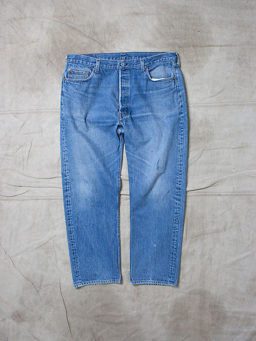 Vtg Levis 501 Made in USA (38x29)