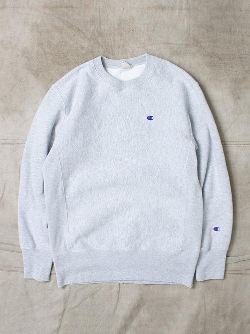 Champion Logo Reverse Weave Sweatshirt (M)