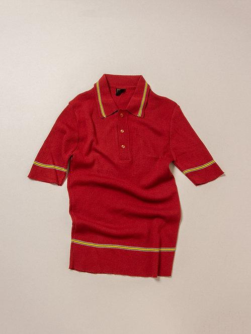 Vintage Polo Knit (M)