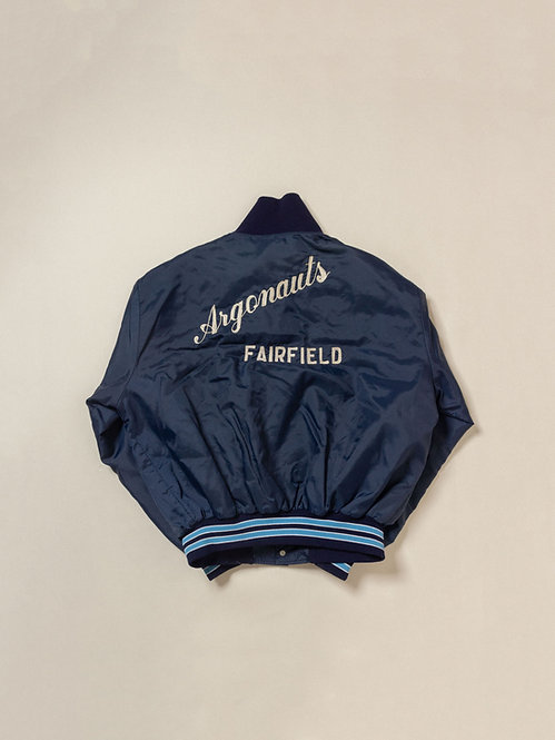 Vtg Argonauts Fairfield Nylon Coach Jacket (XL)