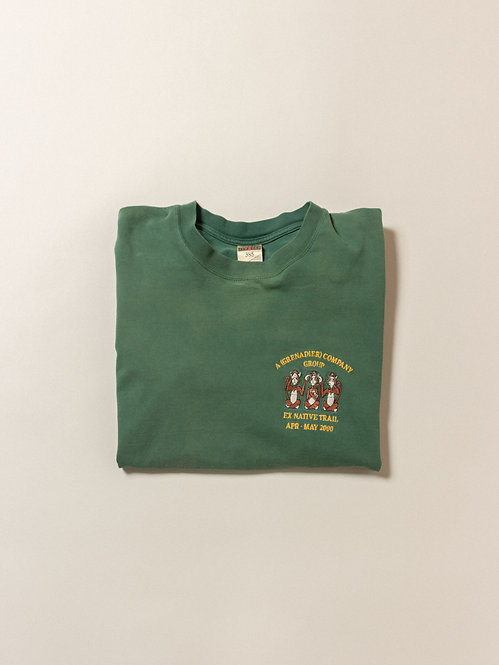 British Army Embroidered Sports Tee (XXL)