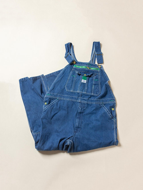 Vtg Liberty Work Overall (L)