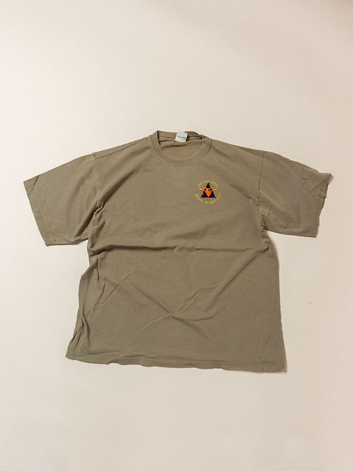 British Army Embroidered Sports Tee (L)