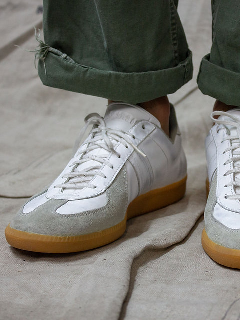 70's German Army Trainers Used