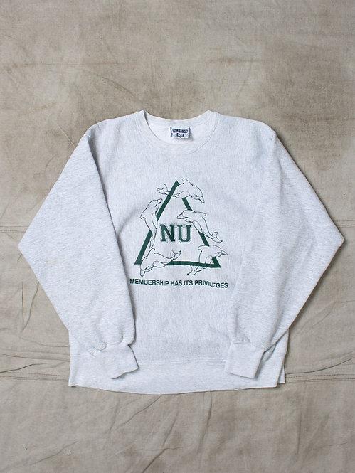 Vtg Lee Reverse Weave Sweatshirt (L/XL)