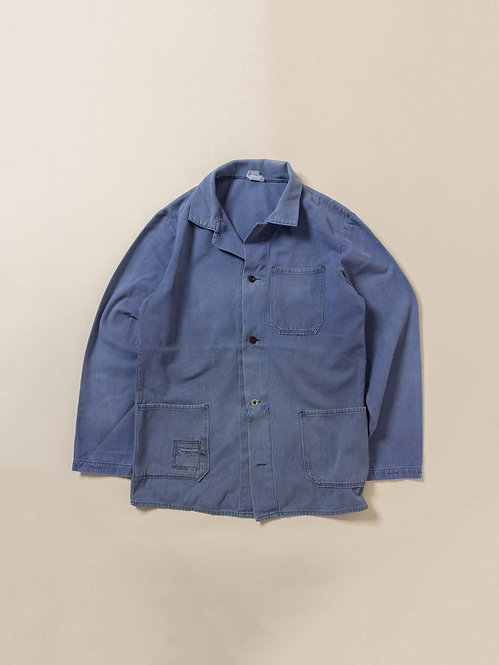 Vtg Cotton Workwear Jacket (L)