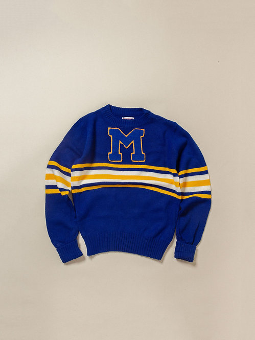 Vtg Cheerleader Supply Co. Knit Sweater (38)