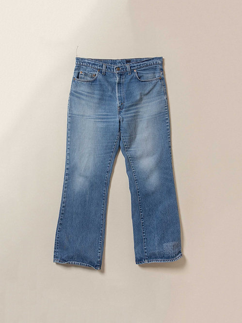 Vtg 70s Levis 517 Made in USA (36x30)
