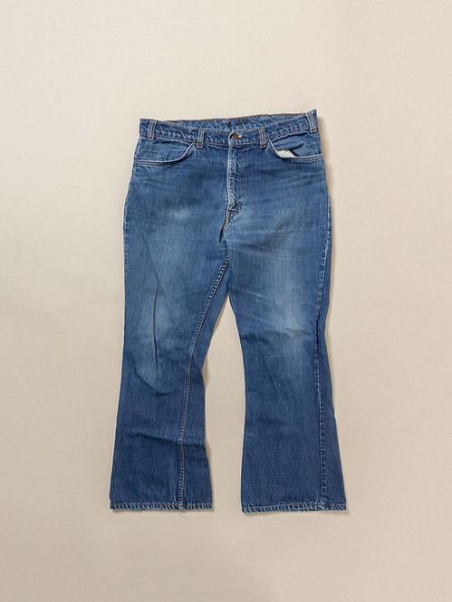 Vtg Big E Levis 517 Made in USA (34x29)