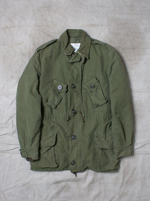 Vintage Canadian Army Field Jacket (M-Regular)