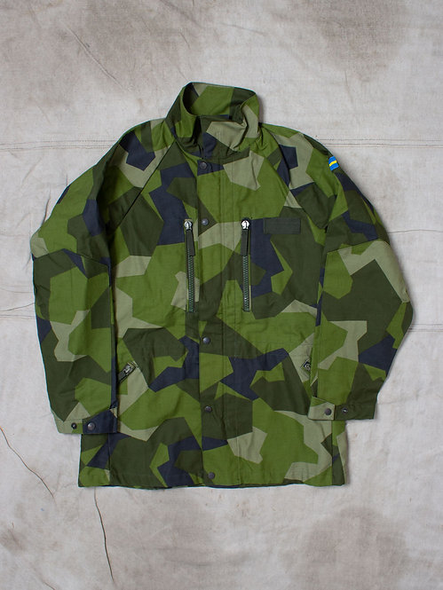 Vtg M90 Swedish Army Jacket (L)
