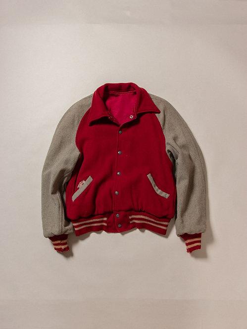 Vintage 1940s Memphis Reversible Jacket (S)