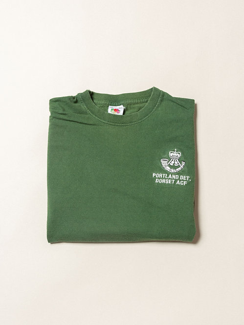 British Army Embroidered Sports Tee Kids Size (152cm)