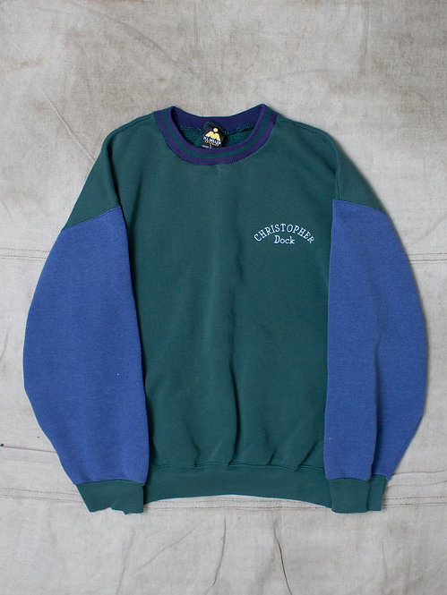 Vintage Christopher Dock Sweatshirt (M)
