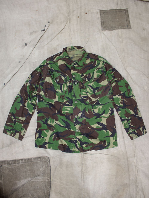 British Army DPM Woodland Camo Shirt