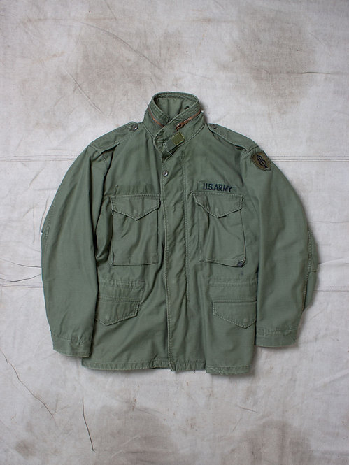 Vtg Us Army M65 Field Jacket (M-Reg)