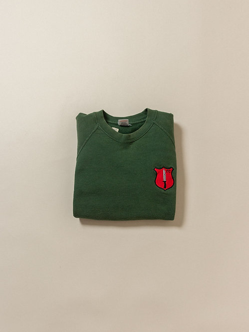 Vtg British Army ITC Sweatshirt (S/M)