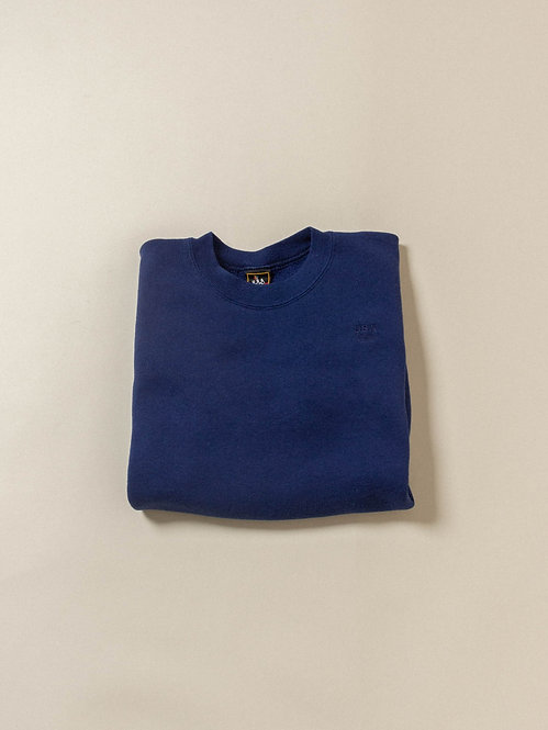 Vtg USA Olympics Cut-off Sweatshirt (XL)