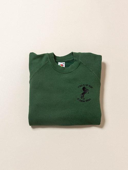 Vtg British Army Sweatshirt (M)