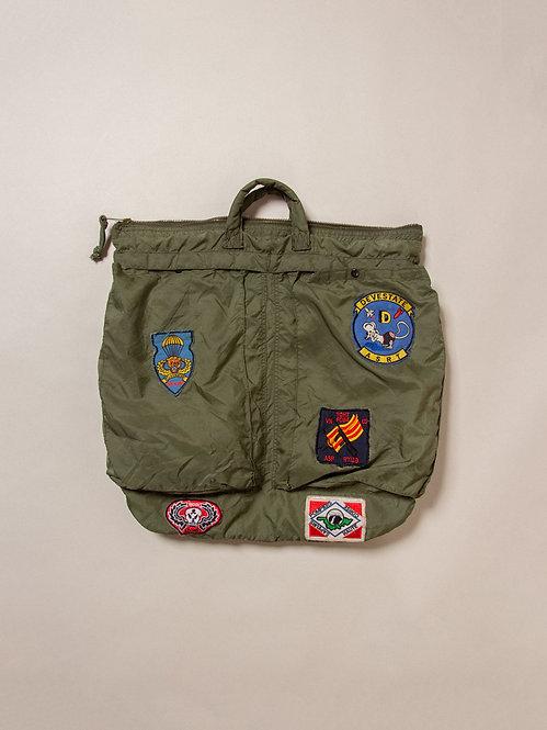 Vintage 1970s USAF Helmet Bag