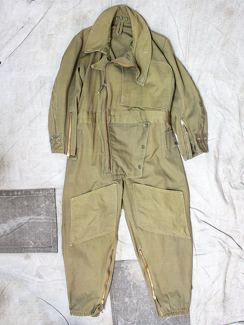 WW2 British RAF Sidcot Flight Suit Rare Vintage Collectible Air Ministry