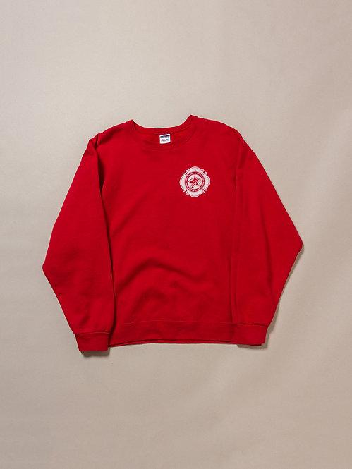Vtg Regional Fire Training Center Sweatshirt (XL)