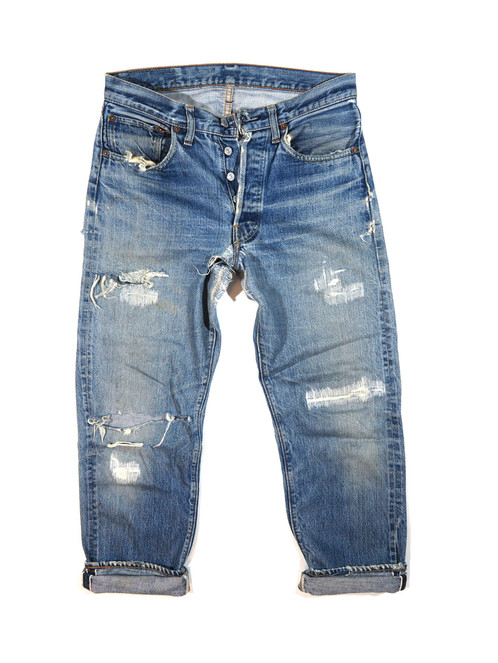 Levis 501 Big E Made in USA