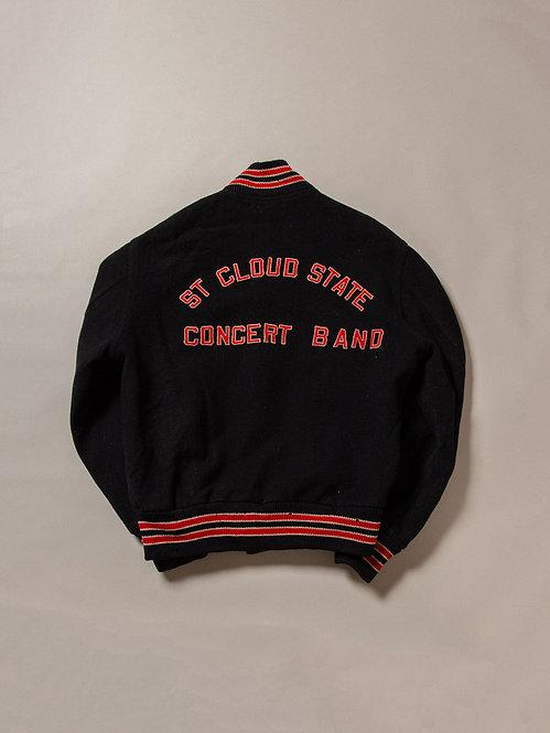 Vtg 60s St Cloud State Varsity Jacket (M)