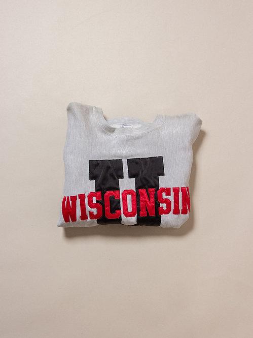 Vtg Champion Reverse Weave Sweatshirt (L/XL)