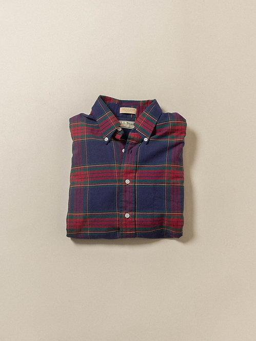"""Vtg LL Bean BD Shirt - Made in USA (16"""" / M)"""
